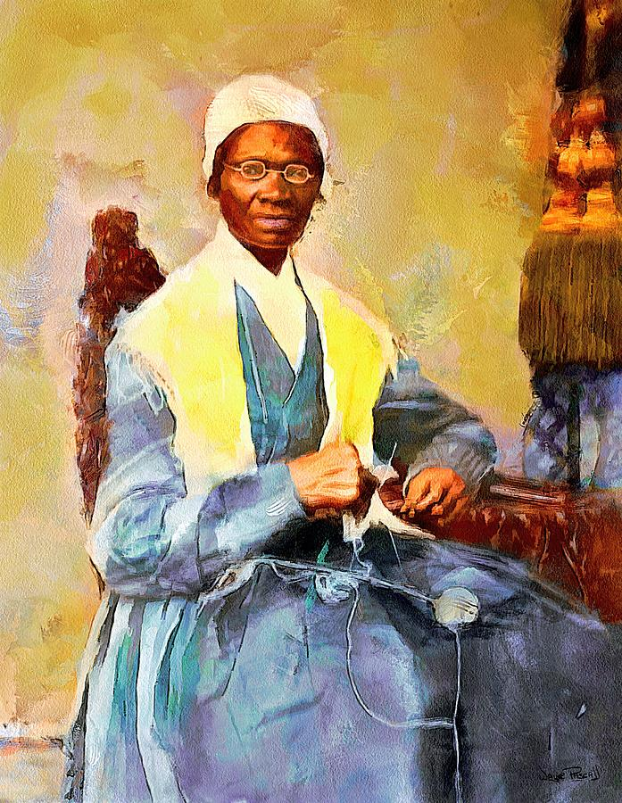 Sojourner Truth by Wayne Pascall
