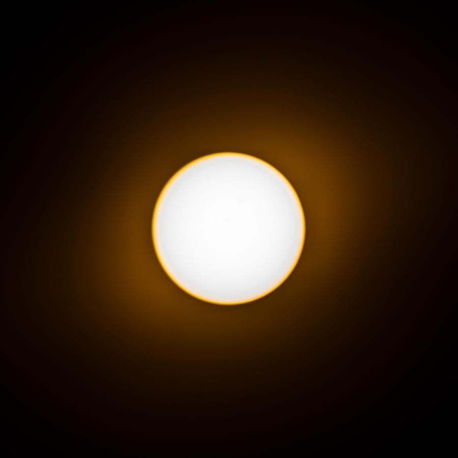 Solar Photograph - Solar by Christine Buckley