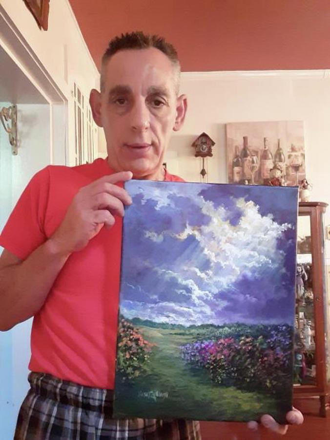Sold Divine Intervention  by Randy Burns