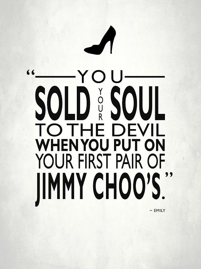 0421da9c8f77f5 Sold Your Soul To The Devil. The Devil Wears Prada ...