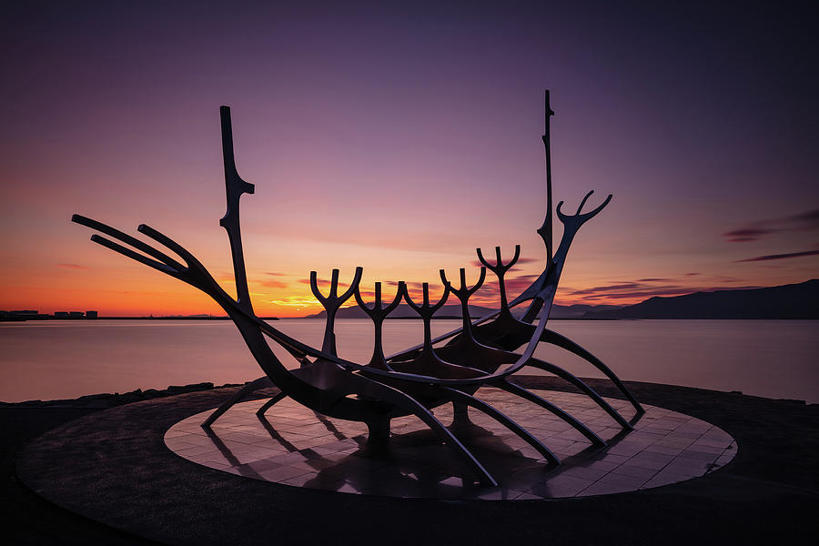 Solfar Sun Voyager Iceland by Pierre Leclerc Photography