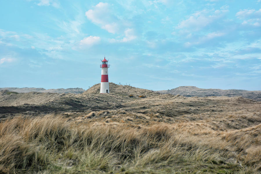 Solitary Lighthouse Photograph