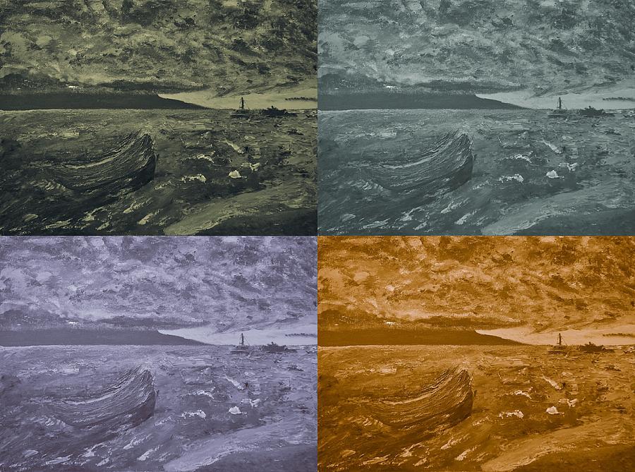 Solitude Digital Art