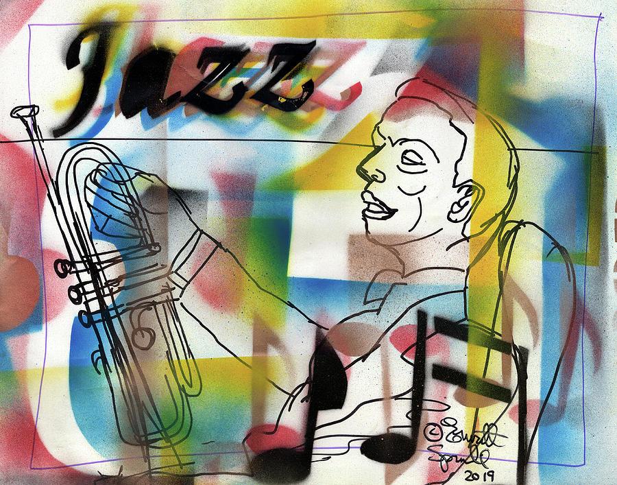 Solo Jazz Trumpet by Everett Spruill