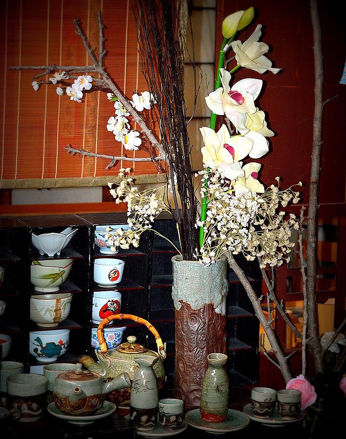 Somayaki Still Life by Kimberly-Ann Talbert