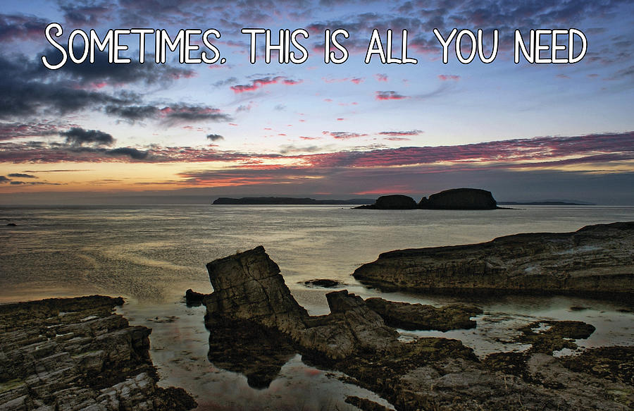 Sometimes, this is all you need by Colin Clarke