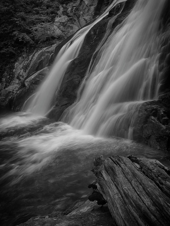 Waterfalls Photograph - Somewhere by Rob Wilson