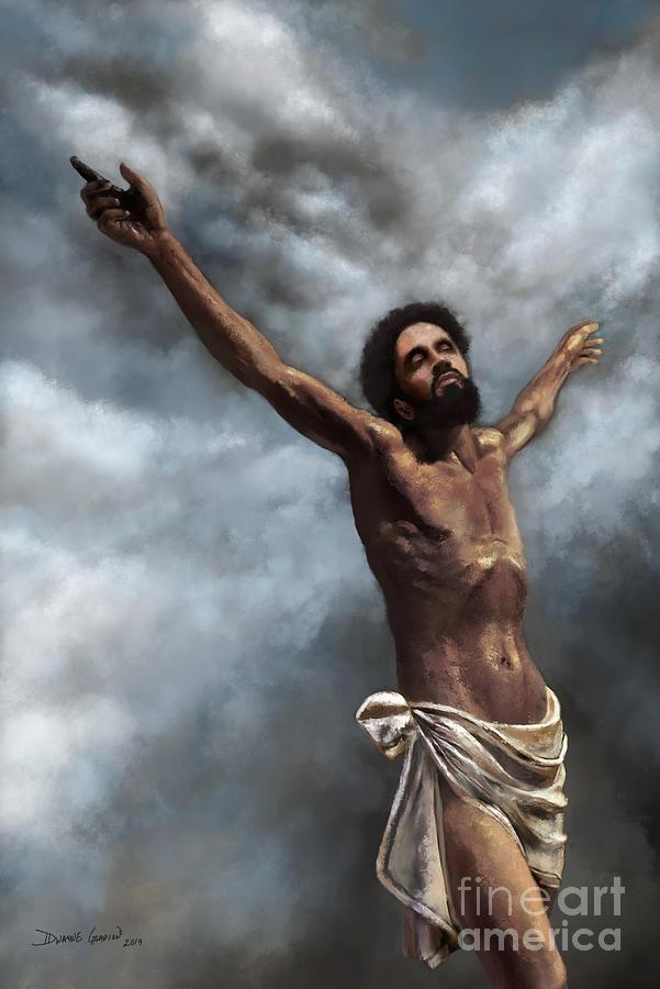 Son of God by Dwayne Glapion