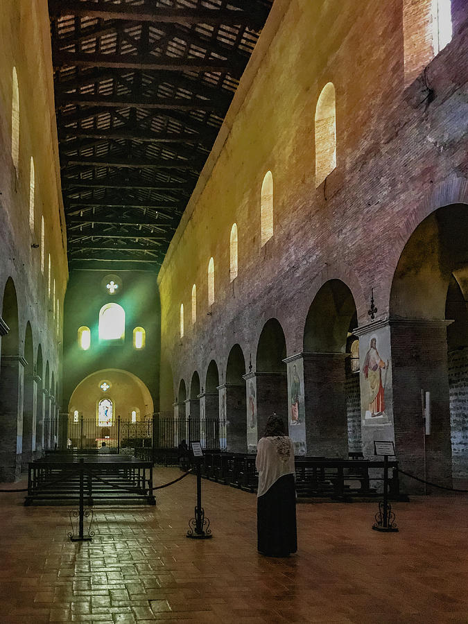 Giacomo Della Porta Photograph - Song by Joseph Yarbrough