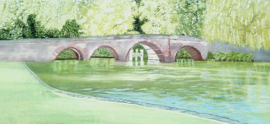 Sonning Bridge by Joanne Perkins