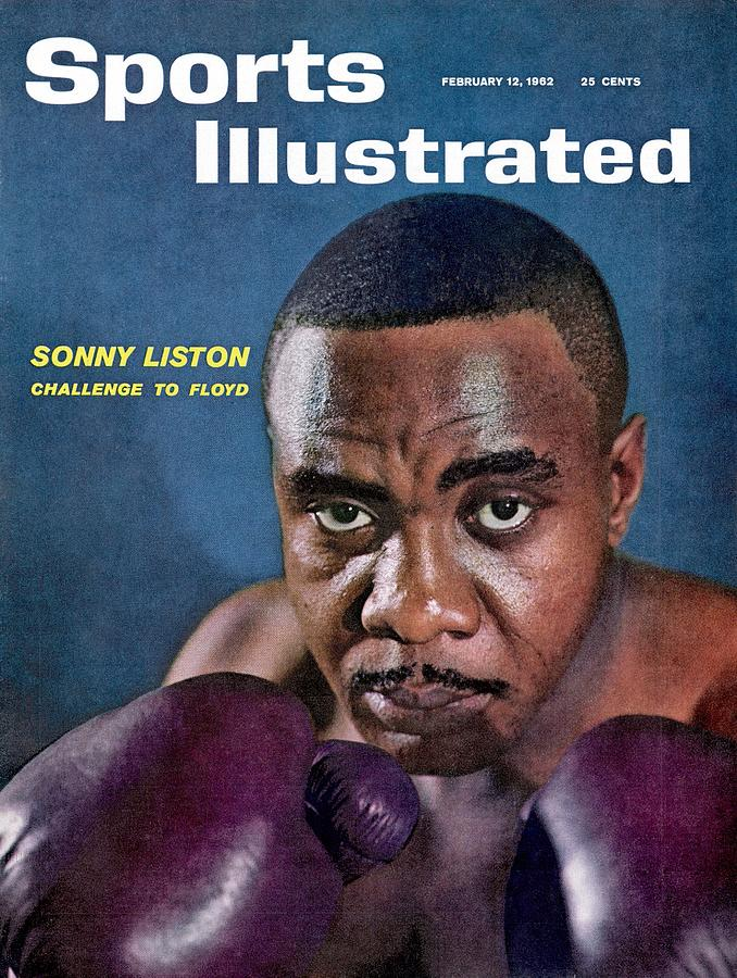 Sonny Liston, Heavyweight Boxing Sports Illustrated Cover Photograph by Sports Illustrated