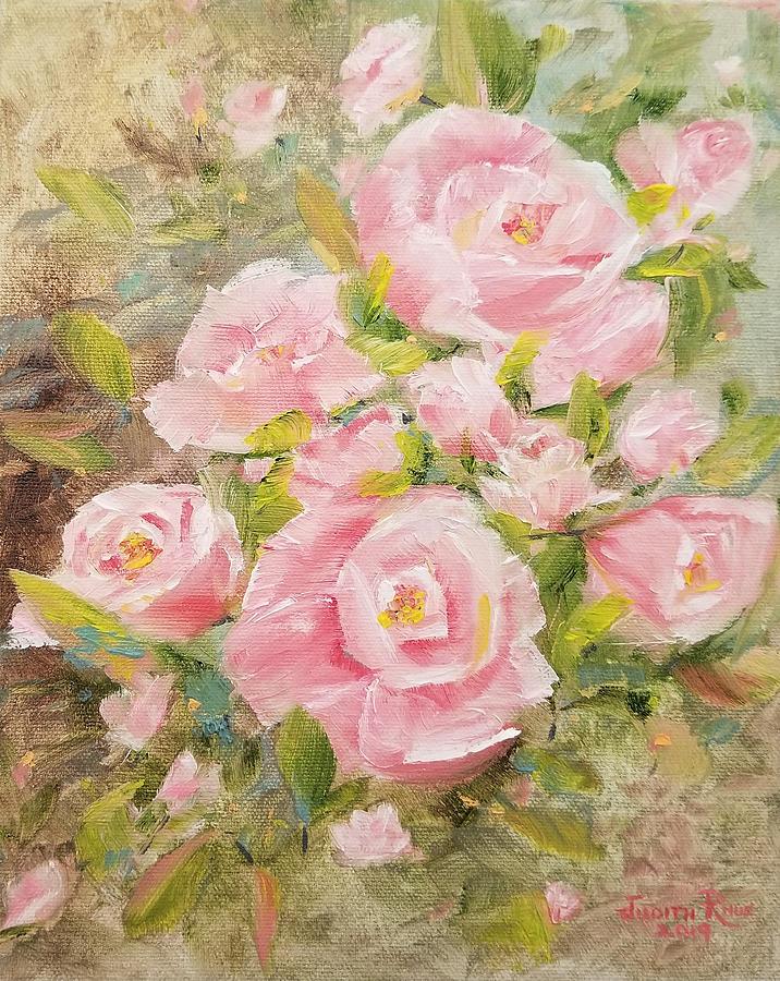Sonoran Roses by Judith Rhue