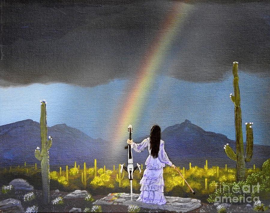 Sonoran Serenade by Jerry Bokowski
