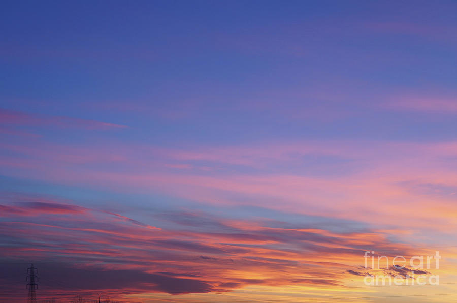 Soothing Gradient by Ana Mireles