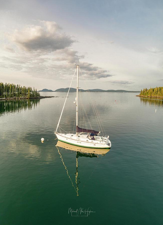 Sorrento Sailing  by Michael Hughes