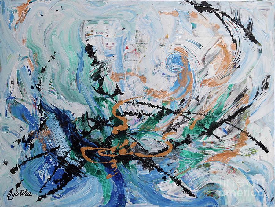 Sound of the Sea by Jyotika Shroff