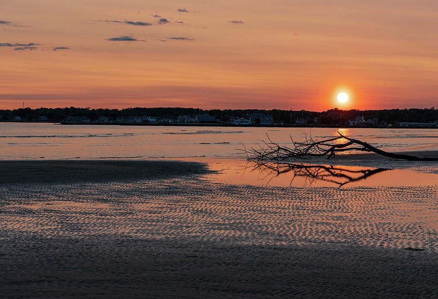 Soundview Sunset by Kyle Lee