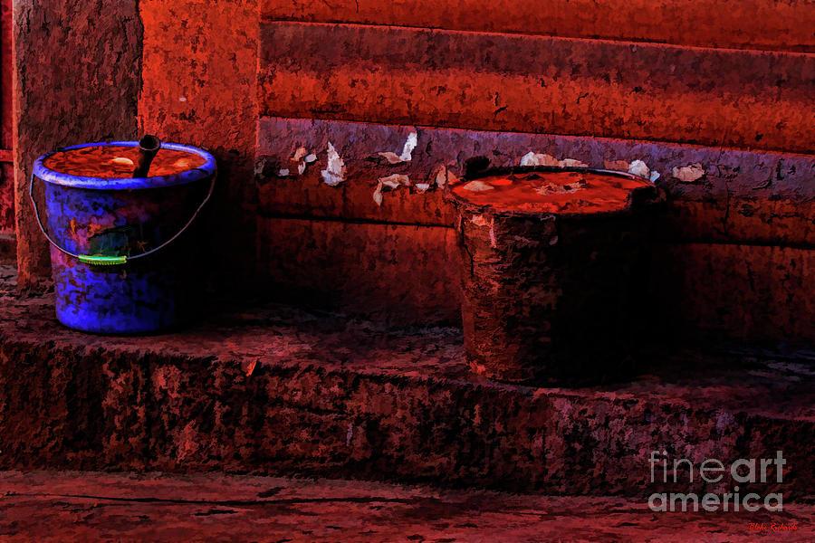 Soup Buckets by Blake Richards