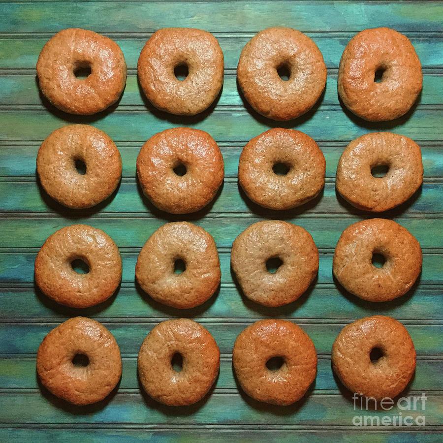 Sourdough Bagels by Amy E Fraser