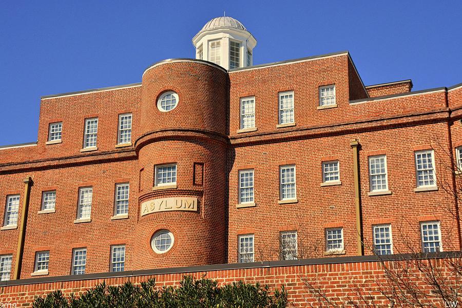 South Carolina State Hospital Asylum by Lisa Wooten