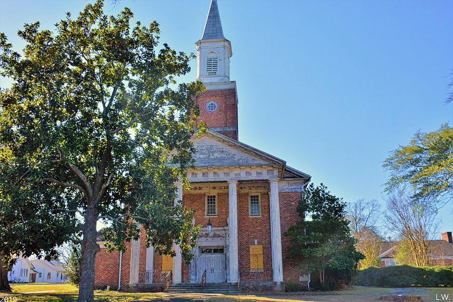 South Carolina State Hospital Chapel Of Hope 3 by Lisa Wooten