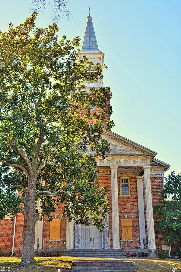 South Carolina State Hospital Chapel Of Hope by Lisa Wooten