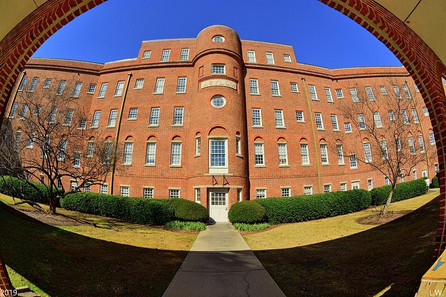 South Carolina State Hospital by Lisa Wooten