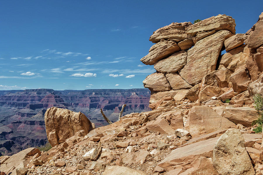 South Kaibab Trail 33 by Marisa Geraghty Photography