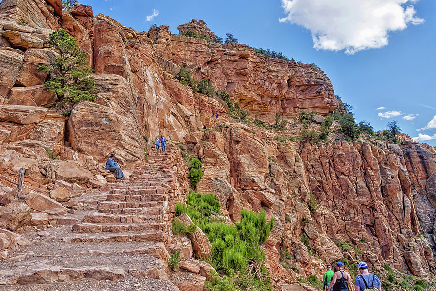 South Kaibab Trail 38 by Marisa Geraghty Photography