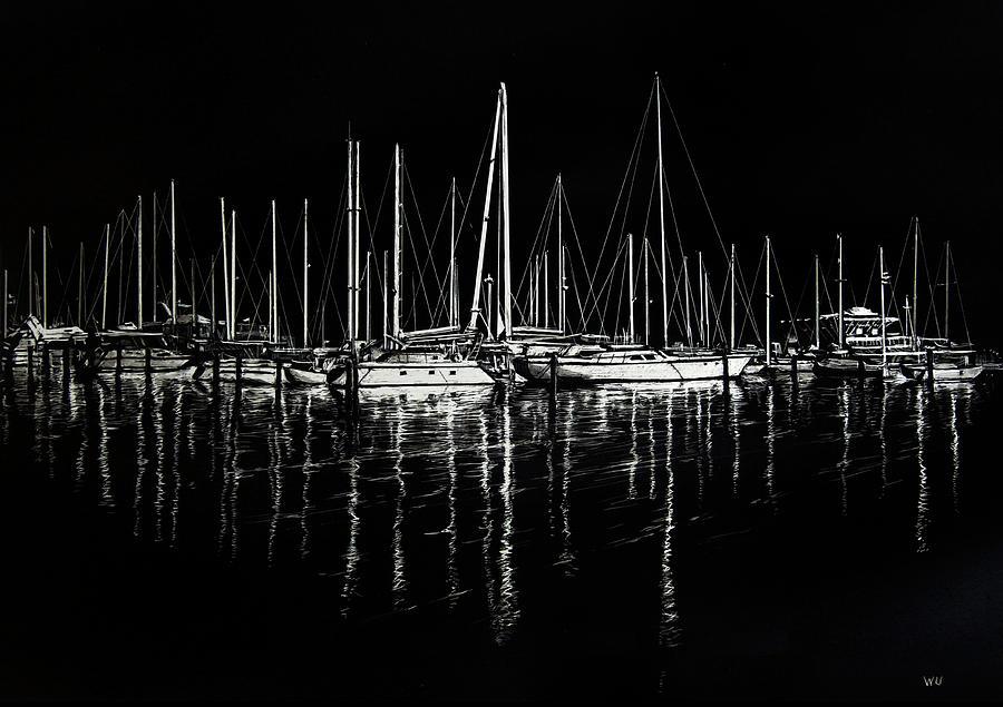 South Yacht Club by William Underwood