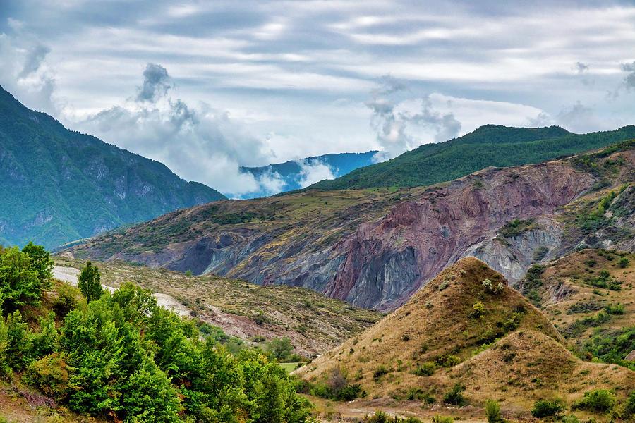 Southern Greater Caucasus by Fabrizio Troiani
