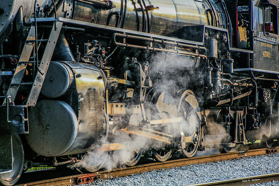 Southern Steam by Dale R Carlson