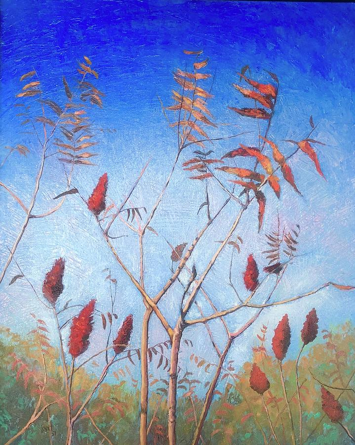 Southern Sumac by Jeanette Jarmon