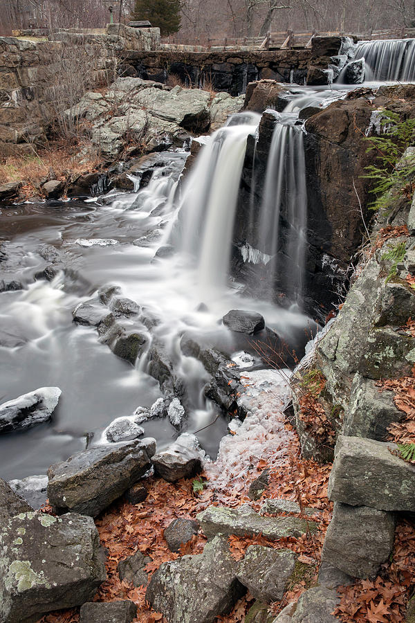 Southford Falls, Connecticut by Greg Parsons