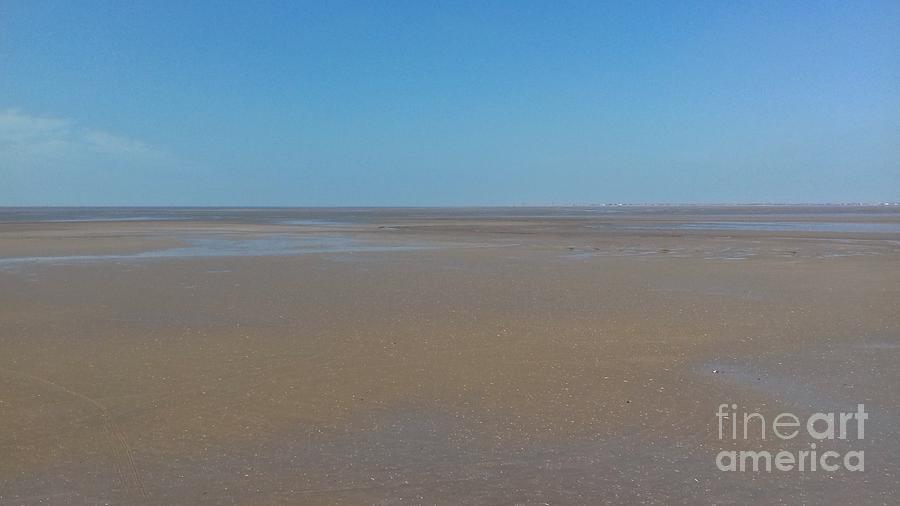 Southport Beach View 2 by Joan-Violet Stretch