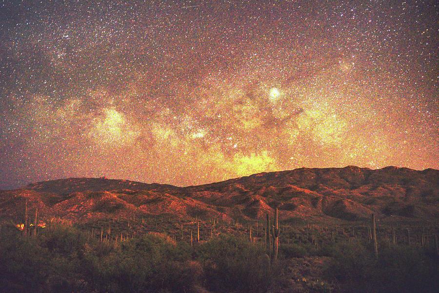 Southwest Night Sky by Chance Kafka