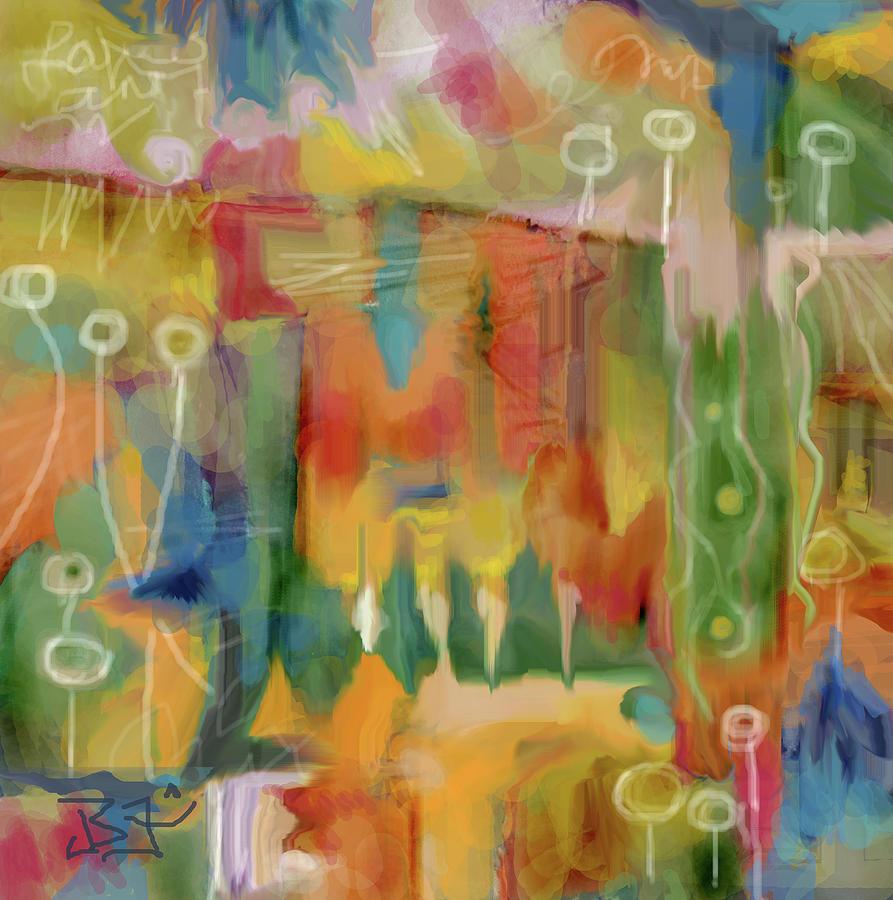 Southwest Summer by Jean Batzell Fitzgerald