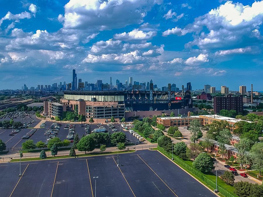 Sox Park by Tony HUTSON