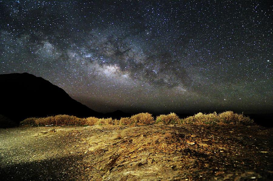 Space Photograph by Copyright Of Eason Lin Ladaga