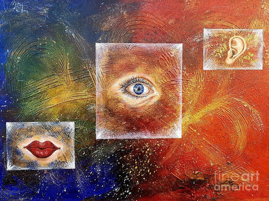 Space for love  by Elwira Bernaciak