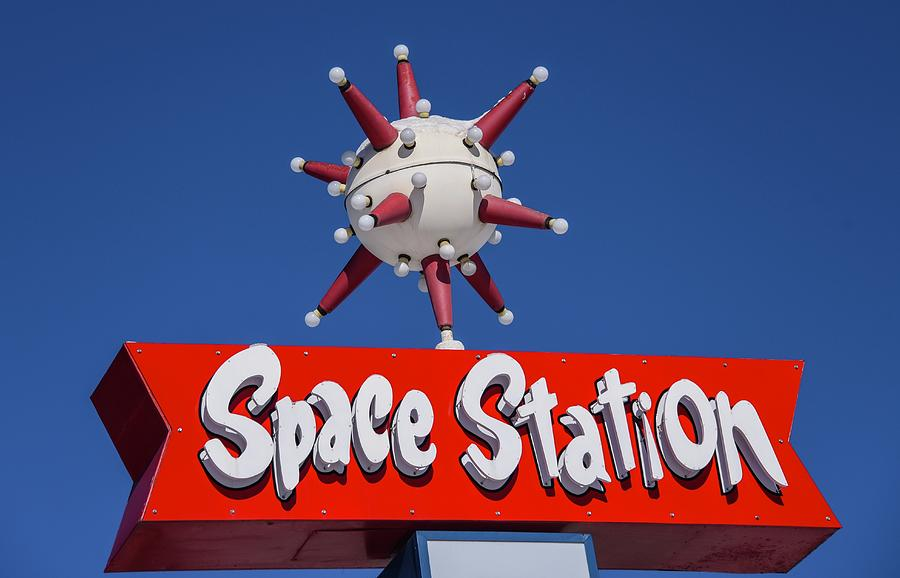 SPACE STATION by RAND