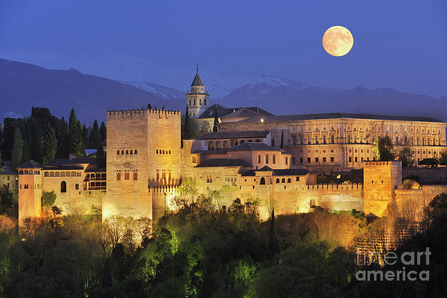 Spain, Andalusia, Granada Province Photograph by Westend61