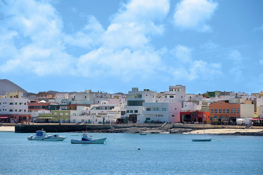 Spain, Canary Islands, Fuerteventura Photograph by Manchan