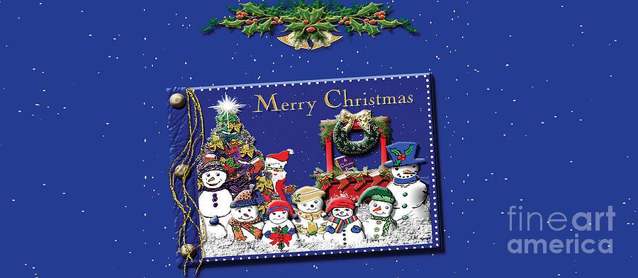 Sparkles Family Christmas by Belinda Landtroop