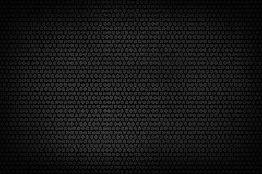 Speaker Grid Photograph by Dem10