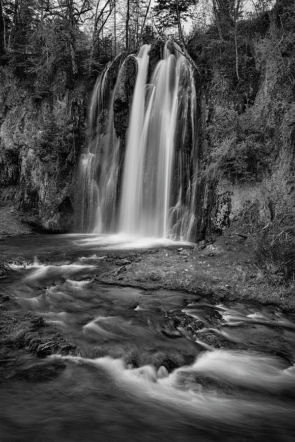 Spearfish Falls by Denise Bush