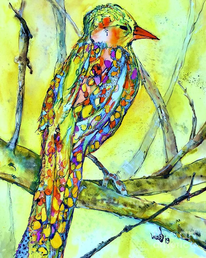 Spec Painting by Glen Garnett