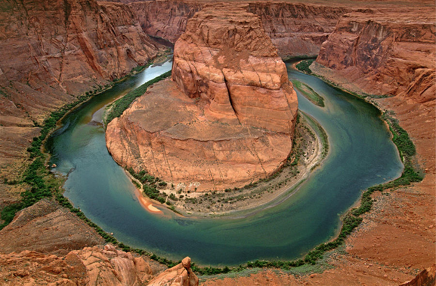 Spectacular Horseshoe Bend Photograph by Phototropic