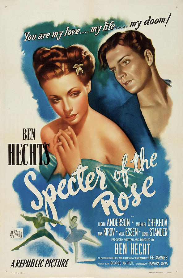 Specter of the Rose by Republic Pictures