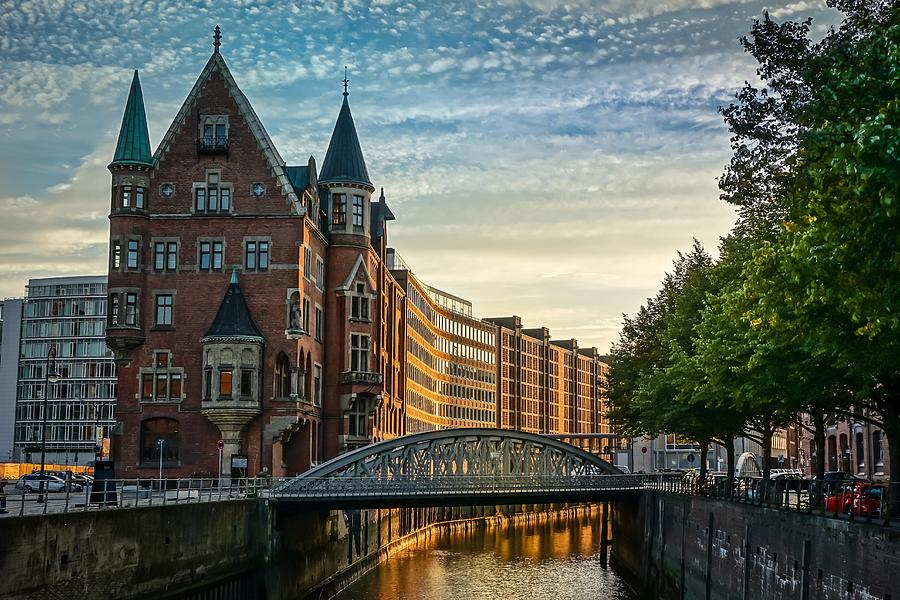 Speicherstadt by Carlene Smith